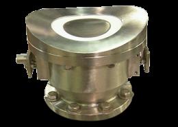 Flush mount valve