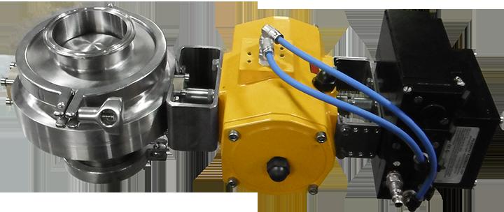 New size sani K valve