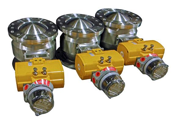 feed valves