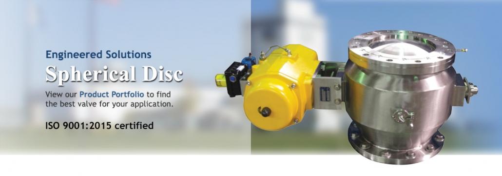 Gemco Valve quality powder bulk industrial valves